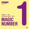 affiche MAGIC NUMBER #1 - MARK EITZEL, STRANDED HORSE, CANARI
