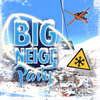 affiche BIG NEIGE PARTY