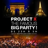 affiche PROJET X BOAT THE BIG PARTY