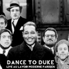 affiche DANCE TO DUKE : BAL SWING DU UMLAUT BIG BAND