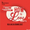 affiche HOW TO LOVE : VERNISSAGE DE SERGE CLERC + ALEX ROSSI