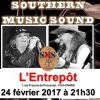 affiche S.M.S (Southern Music Sound)