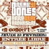 affiche Break Ya Bones & Woods Trinidad Legends live / Macabo Collective Dj-set