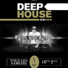 affiche Deep House Set Live By Dj Paris Animations