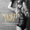 affiche MASKED PARTY