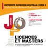Journée portes ouvertes à la Sorbonne Nouvelle