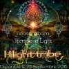 affiche HILIGHT TRIBE LIVE + GUEST