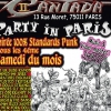 affiche Party In Paris