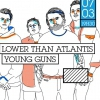 affiche Lower Than Atlantis + Young Guns _ 7 mars _ Badaboum