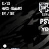 affiche Freaky Beats #2 - Pitch Madattak / Psylotribe / Darktek / Yowii
