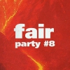affiche FAIR : PARTY #8 - CABADZI + KILLASON + UNNO