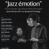 affiche JAZZ EMOTION / HIP TAP PROJECT