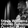 affiche Steve Williams - Olivier Temime Quartet Plays « Glass Bead Games »