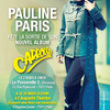 affiche Pauline Paris en showcase