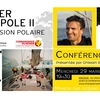 affiche Ciné-conférence : Under The Pole II, Immersion polaire