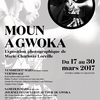 affiche Moun a gwoka - Exposition de photographies sur la culture traditionnelle de Guadeloupe
