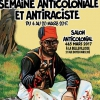 affiche SALON ANTICOLONIAL