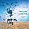 affiche HIT TRAINING DAY @Perchoir