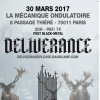 affiche Deliverance • Nature Morte