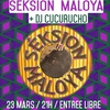 affiche Tropical Room w/ Séksion Maloya & Dj Cucurucho