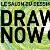 affiche Festivités DRAWING NOW PARIS