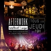 affiche AFTERWORK @ HERITAGE CLUB PARIS EXCEPTIONNEL & EXCLUSIF !!!!