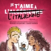 affiche JE T'AIME A L'ITALIENNE