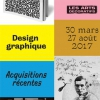affiche DESIGN GRAPHIQUE - ACQUISITIONS RECENTES