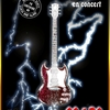 affiche HIGH VOLTAGE tribute A.C.D.C