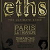 affiche ETHS-The Ultimate Show