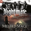 affiche NIGHTMARE + MELTED SPACE