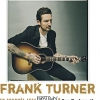 affiche FRANK TURNER & THE SLEEPING SOULS - Forest Pooky + Sam Duckworth