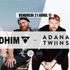 affiche  Andhim & Adana Twins All Night Long