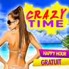 affiche CRAZY TIME PARTY : Veille férié
