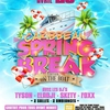 affiche CARIBBEAN SPRING BREAK Edition