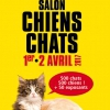 affiche SALON CHIENS CHATS