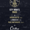 affiche Chillhop City Nights
