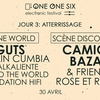 affiche One One Six Festival / Jour 3 : Atterrissage