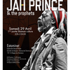 affiche Concert Jah Prince and the Prophets