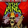 affiche Lich King + Warfect + Blackened