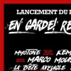 affiche Lancement du label En Garde! Records