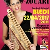 affiche Concert Hend ZOUARI BLEDI ON TOUR Pop Rock Oriental
