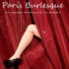 affiche Paris Burlesque - Verrnissage
