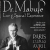affiche DR MABUSE LIVE & SPACIAL EXPERIENCE
