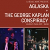 affiche AGLASKA - THE GEORGE KAPLAN CONSPIRACY