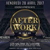 affiche AFTERWORk BY EDEN5