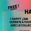 affiche Happy Sunday // Majama Jam + L'Open Time