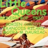 affiche JAZZ BRUNCH w/ LITTLE QUEENS