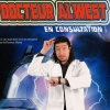 affiche DOCTEUR AL WEST EN CONSULTATION