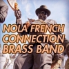 affiche NOLA FRENCH CONNECTION BRASS BAND